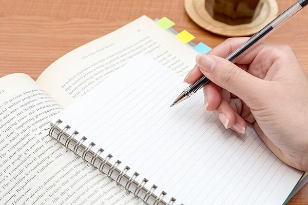 英語ノートを試験前に見直すだけ☆点数がUPする7つのテクニック