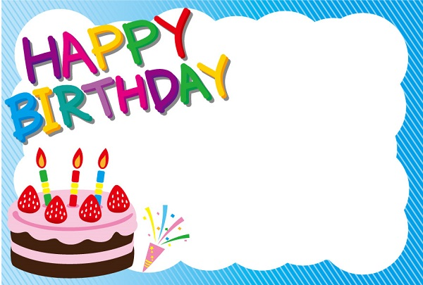 Permalink to Happy Birthday メッセージ 例文